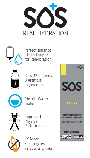 SOS Real Hydration