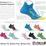 Feetures Sports Socks Features