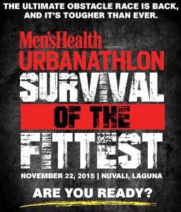 Mens Health Urbanathlon 2015 Teaser