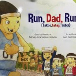Run Dad Run Children's Book