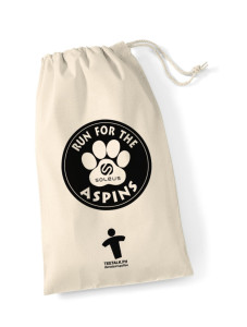 Soleus Run for the Aspins 2015 Race Kit Pouch