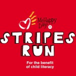 McHappy Day Striped Run 2015 Poster