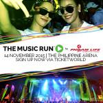 The Music Run Manila 2015