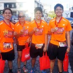 CDO @ 40 Run for Odyssey 2015 Race Results