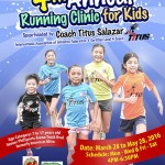 4th Annual Running Clinic for Kids 2016 5K (Pasig)