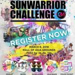 Watsons CM Challenge 2016 Poster