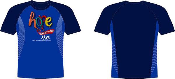 Hope Run Shirt Design - No Finisher Web