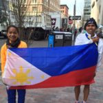 Filipinos in 120th Boston Marathon 2016