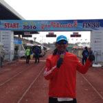 Korea Jeju Marathon Race Recap