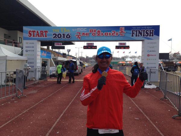 Jeju Marathon - Sub-5