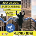 Kerry Sports Manila Vertical Run 2016 Poster