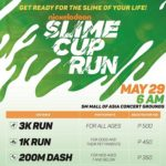 Nickelodeon Slime Cup Run 2016 200m/1/3K (MOA)