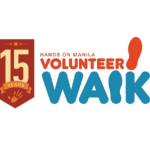 Hands On Manila 15th Anniversary Volunteer Walk