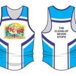 Manila Bay Clean Up Run 2016 Singlet