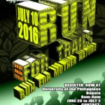 Run For Trails 2016 3/6/12K (Baguio)
