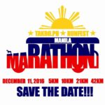 Takbo.ph RunFest Manila Marathon 2016 5/10/21/42K (Manila)