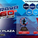 Caliraya 360 Run 2016 1/4/8/20/34K (Laguna)