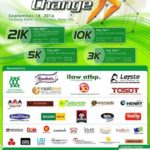 Omni Light of Change Run 2016 3/5/10/21K (CCP)
