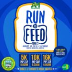 Run To Feed 3 2016 5/10/16K (Bulacan)