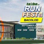 Takbo.ph RunFest 2016 Bacolod 3/5/10/21KM (Bacolod)