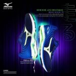 Mizuno Wave Rider 19 and Mizuno Wave Inspire 12