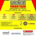 Philippine Marine Corps Marathon 2016 5/10/25/42K (Cavite)