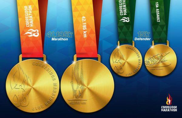 corregidor marathon 2017 medal