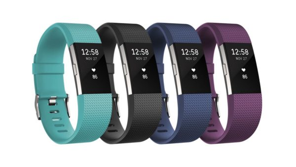 Fitbit Charge 2 Colors
