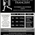 Remembering FrancisM Run 2016 3/5/10K (Alabang)