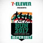 7-Eleven Run 2017 500m/3/5/10/16/21/42K (Alabang)