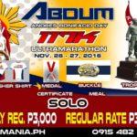 Andres Bonifacio Day Ultra Marathon 2016 117K (Laguna)