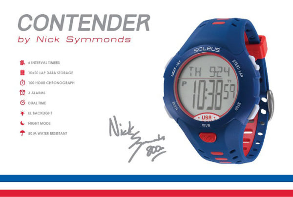 Soleus Signature Series CONTENDER Nick Symmonds