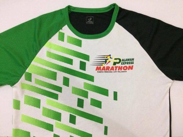 Palawan Express Marathon 2017 Finisher Shirt