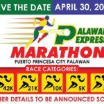 Palawan Express Marathon 2017 3/5/10/21/42K (Palawan)