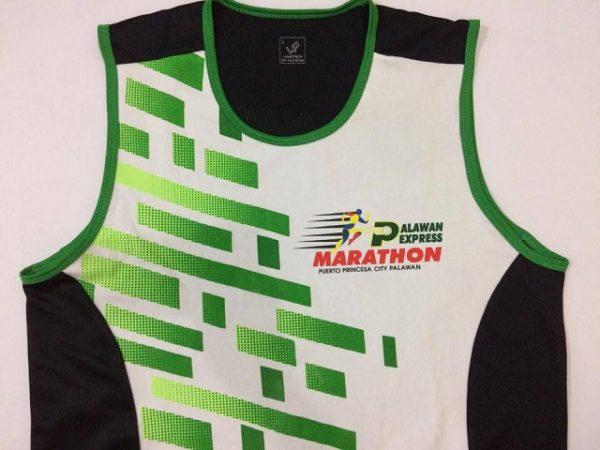 Palawan Express Marathon 2017 Singlet