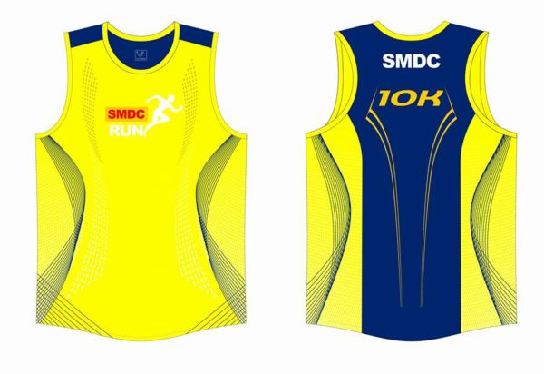 SMDC Run 2017 10K singlet