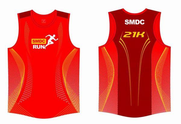 SMDC Run 2017 21K singlet
