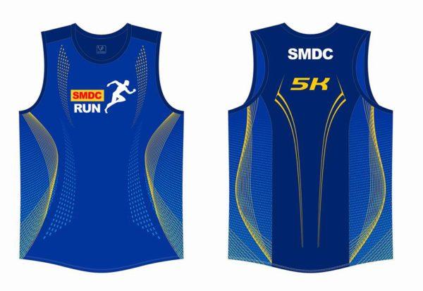 SMDC Run 2017 5K singlet