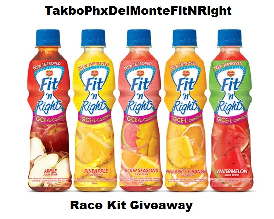 7-Eleven Race Kit Giveaway 2017