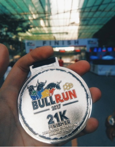 PSE Bull Run 2017 Race Results