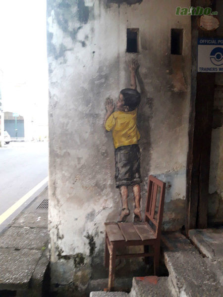 Penang Art Ernest Zacharevic - 01