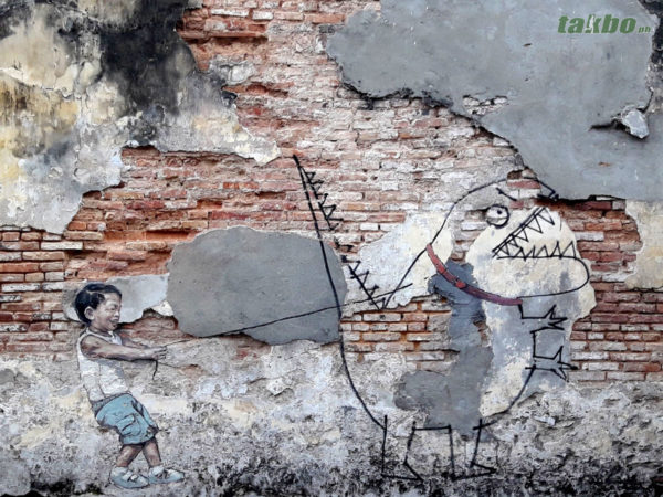 Penang Art Ernest Zacharevic - 02