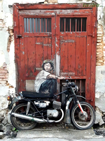 Penang Art Ernest Zacharevic - 03