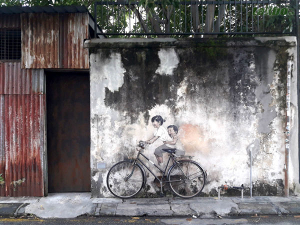 Penang Art Ernest Zacharevic - 04