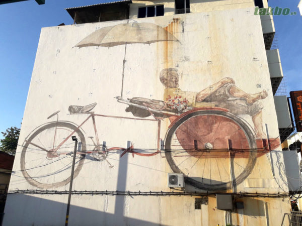 Penang Art Ernest Zacharevic - 06