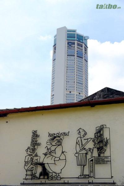 Penang Street Art Caricatures 03