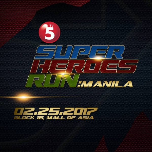 Super Heroes Run Manila 2017 Teaser