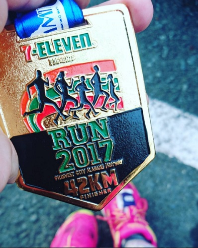 7-Eleven Run 2017 Race Results