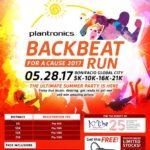 Plantronics Backbeat Run 2017 5/10/16/21K (BGC)