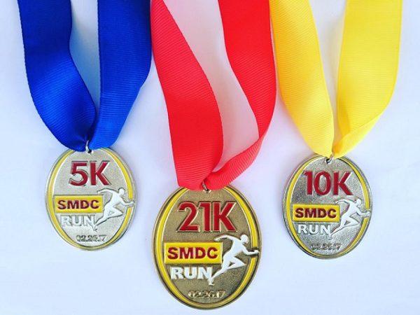 SMDC Run 2017 Race Results
